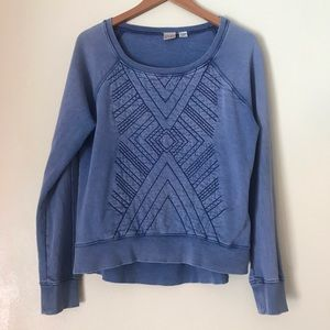 Canyon River Blues Light Pullover Sweater